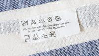 下着を洗濯するときには取り扱い絵表示を確認