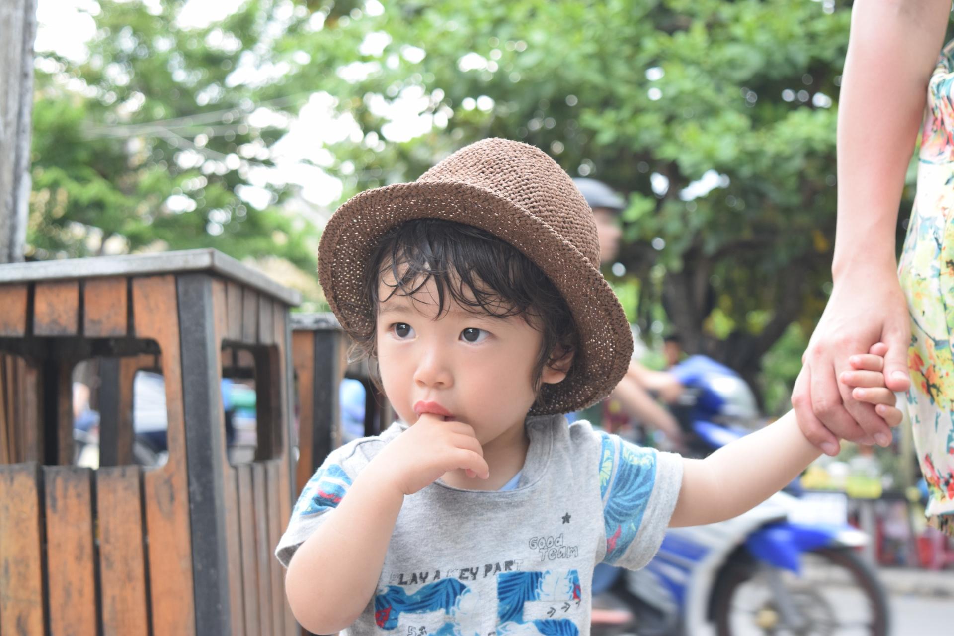 汗かきの原因は幼少期に!意外と知られていない汗のお話