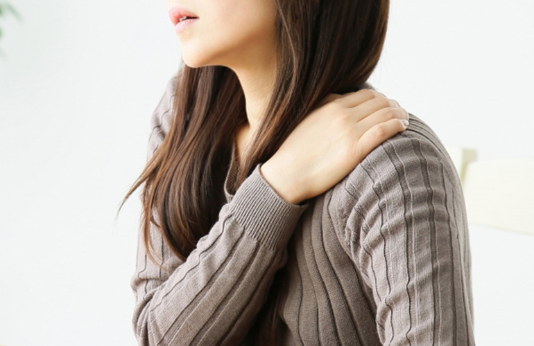 肩こり・腰痛の予防