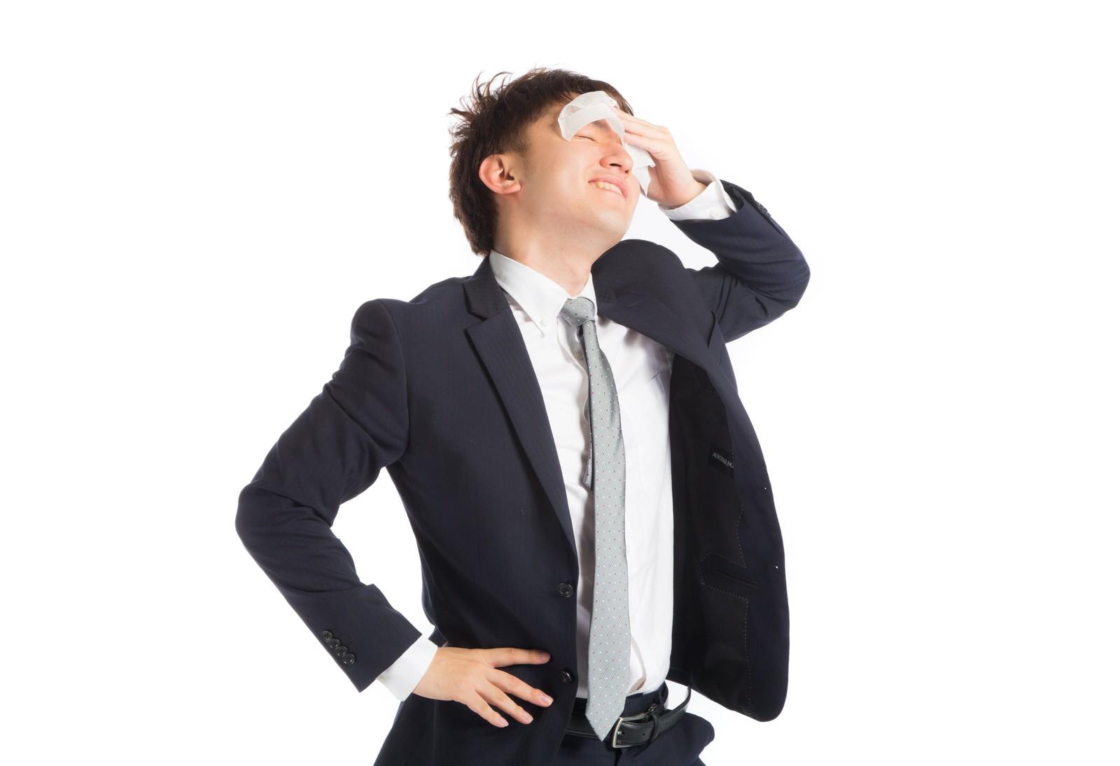 1. 汗が原因の体臭